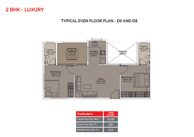Xrbia Marketyard floor plan
