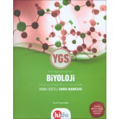 Kida Eğitim YGS Biyoloji Konu Özetli Soru Bankası (2017)