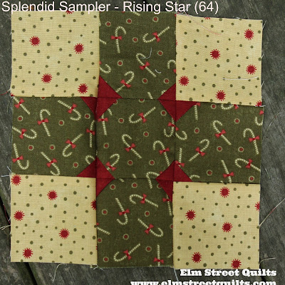 Splendid Sampler Rising Star