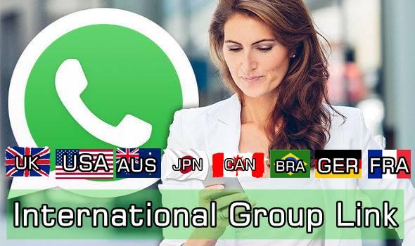 Whatsapp International Group Link 2018