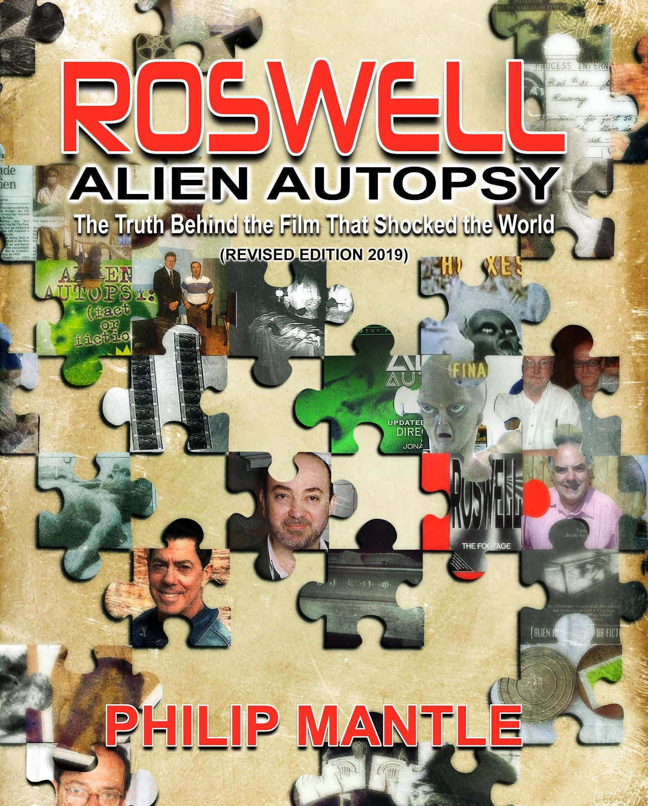 ROSWELL ALIEN AUTOPSY (Revised Edition)