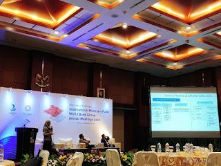 Pertemuan IMF-World Bank di Bali Diharapkan Meriah seperti Asian Games