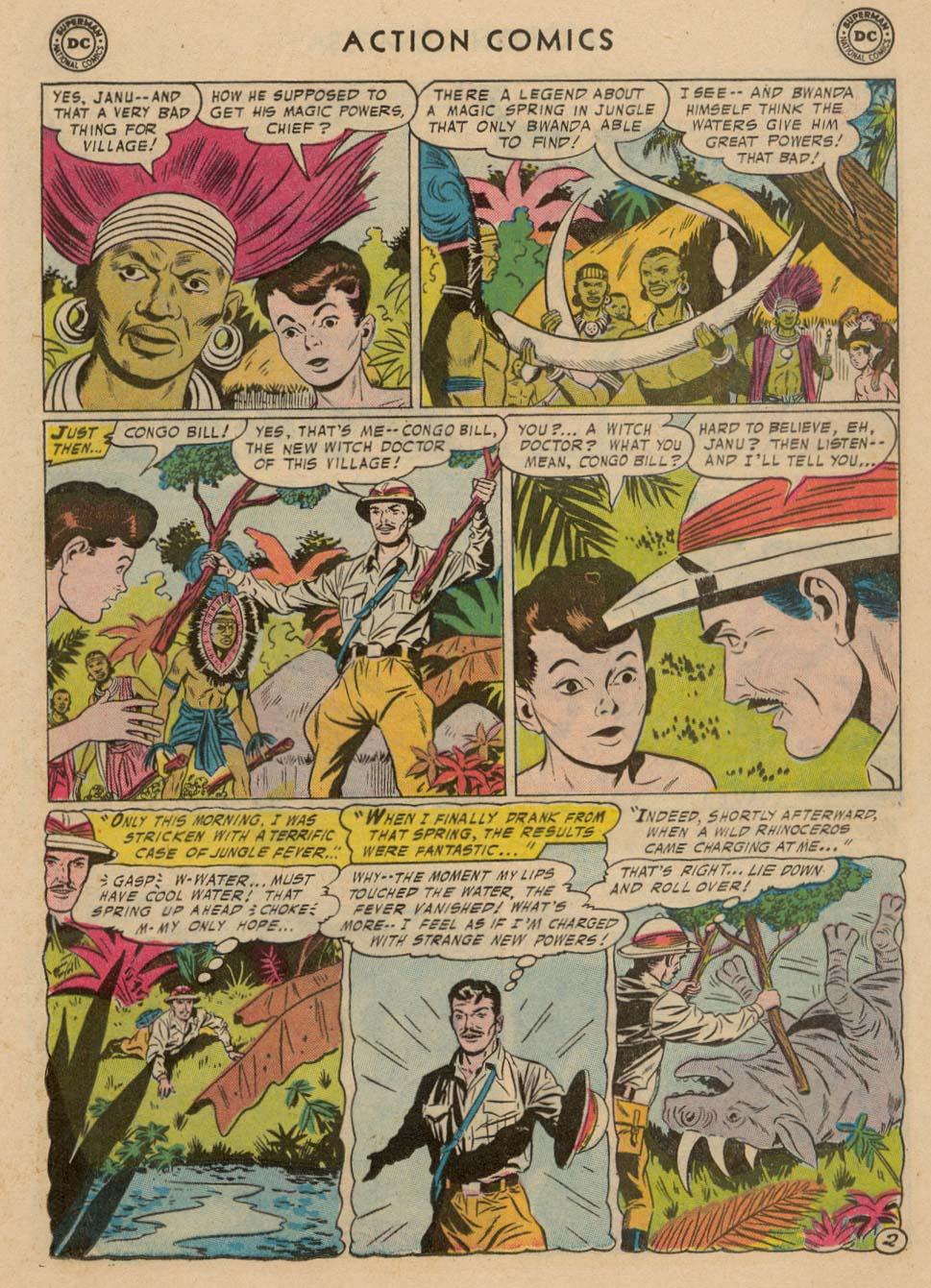 Action Comics (1938) 221 Page 16