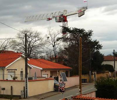 Rue de la fonte du buyat - Brindas - ralentisseur - radar - vitesse