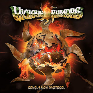 Vicious Rumors - Chasing The Priest
