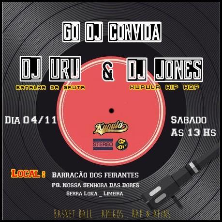 Go DJ - 2ª edição acontece nesse fim de semana no interior de São Paulo.