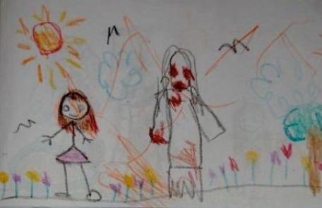 Resultado de imagen de NIÑOS VEN FANTASMAS