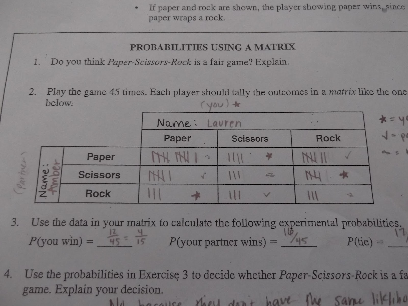 Math Is Like Love A Simple Idea But It Can Get Complicated Rock Paper Scissors
