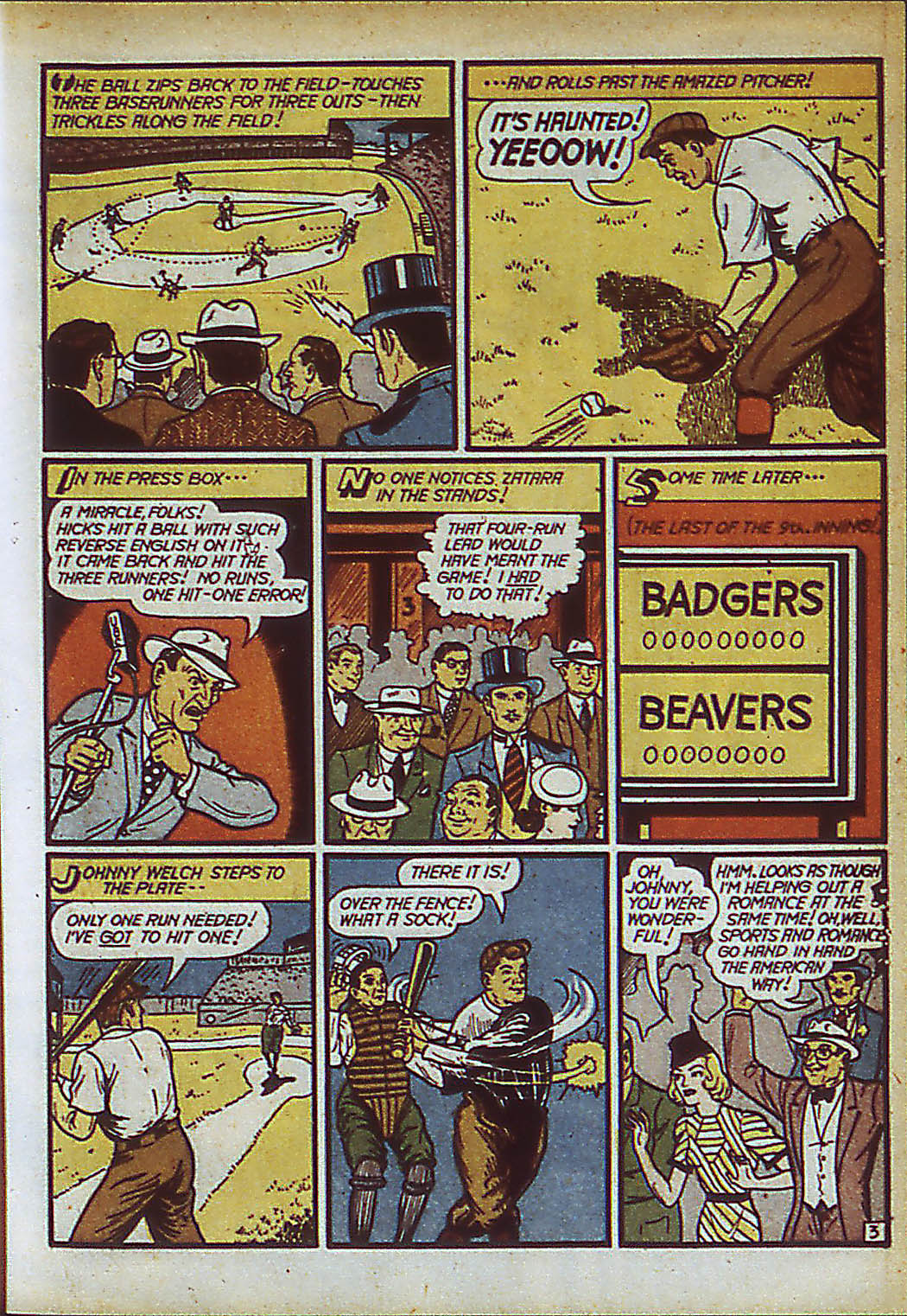 Read online Action Comics (1938) comic -  Issue #37 - 59