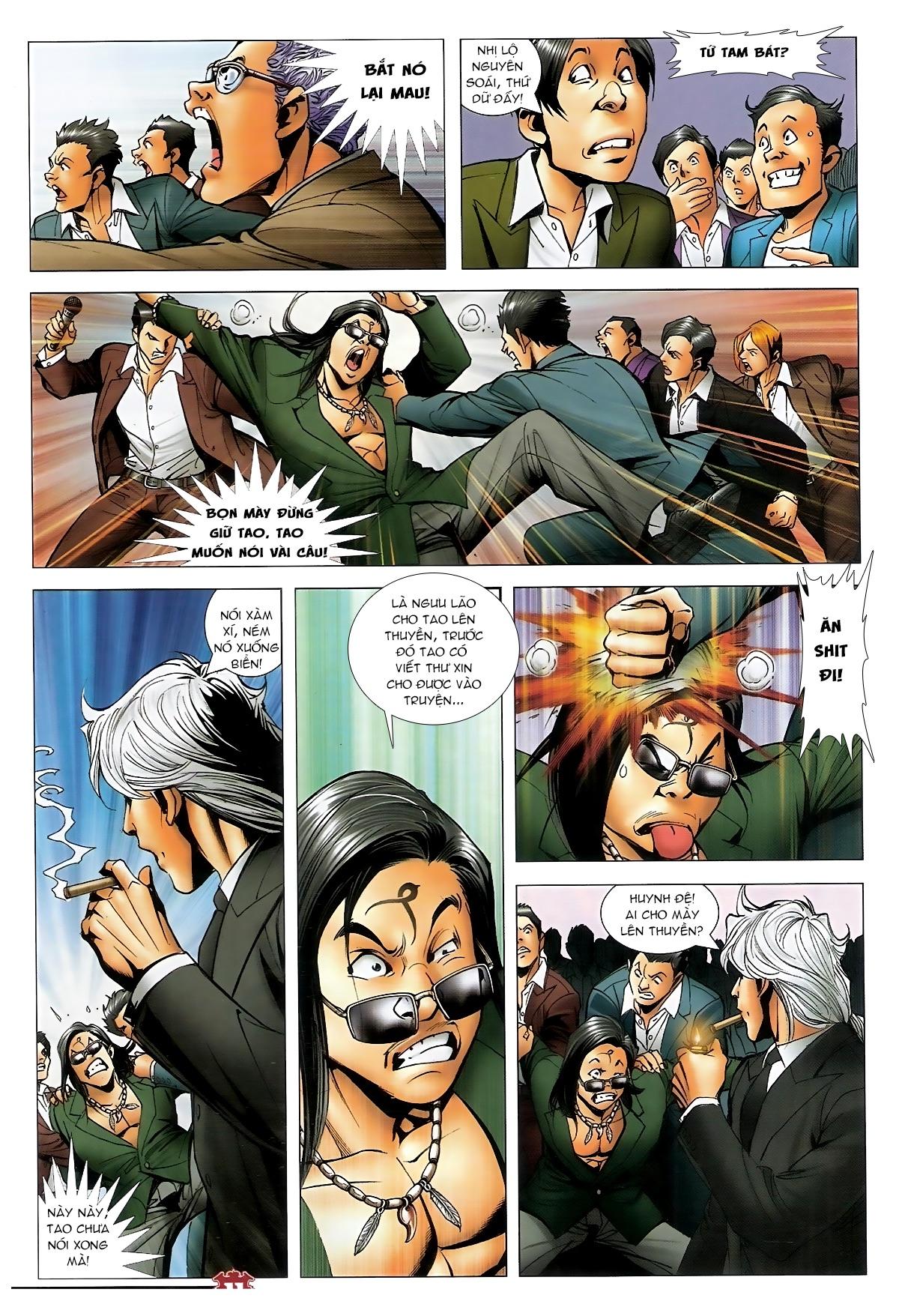 Người Trong Giang Hồ Chap 1495 - Truyen.Chap.VN