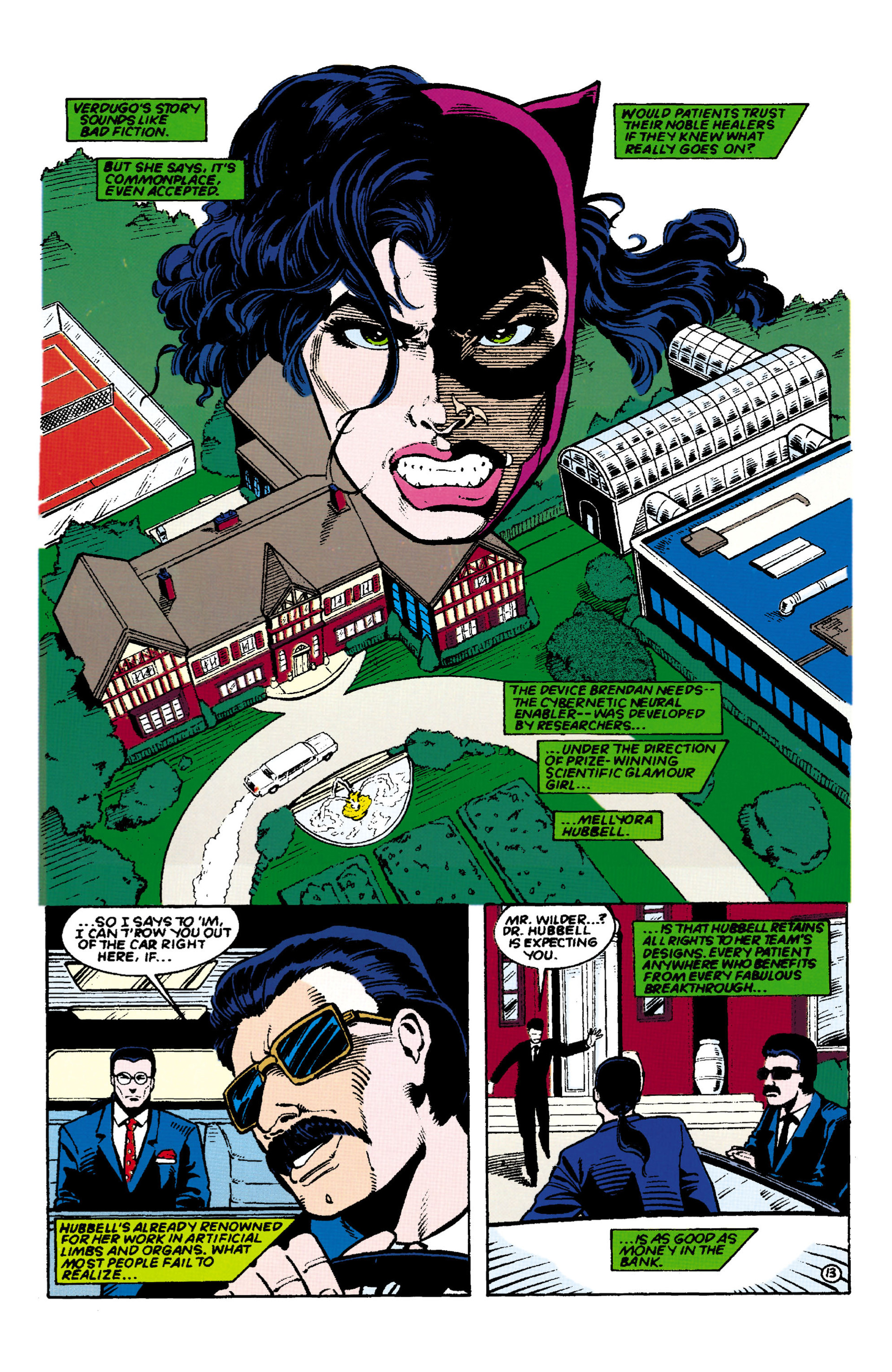 Catwoman (1993) Issue #10 #15 - English 14
