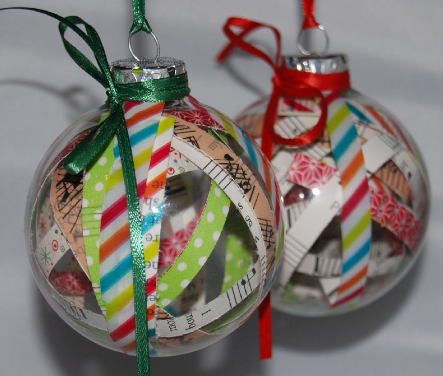 This Blog Is For Me!♫♪♥: Homemade Christmas Ornaments