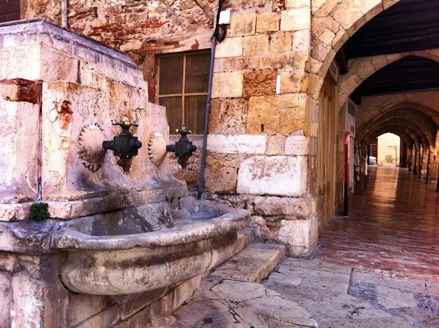 visitar el casco antiguo de Tarragona