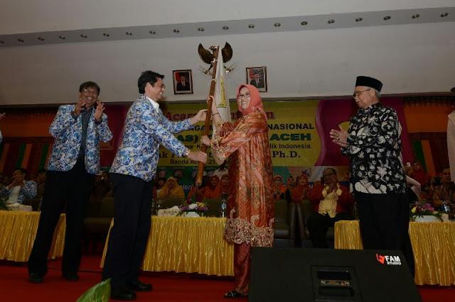 Gubernur Aceh Tutup Pomnas XIV, Aceh Peringkat 8