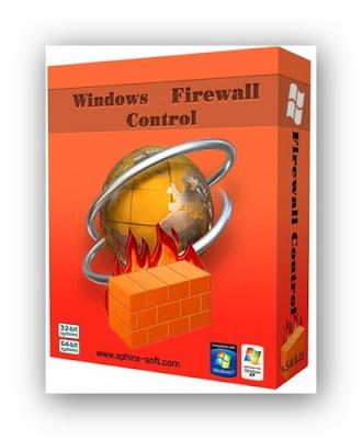 windows firewall control key