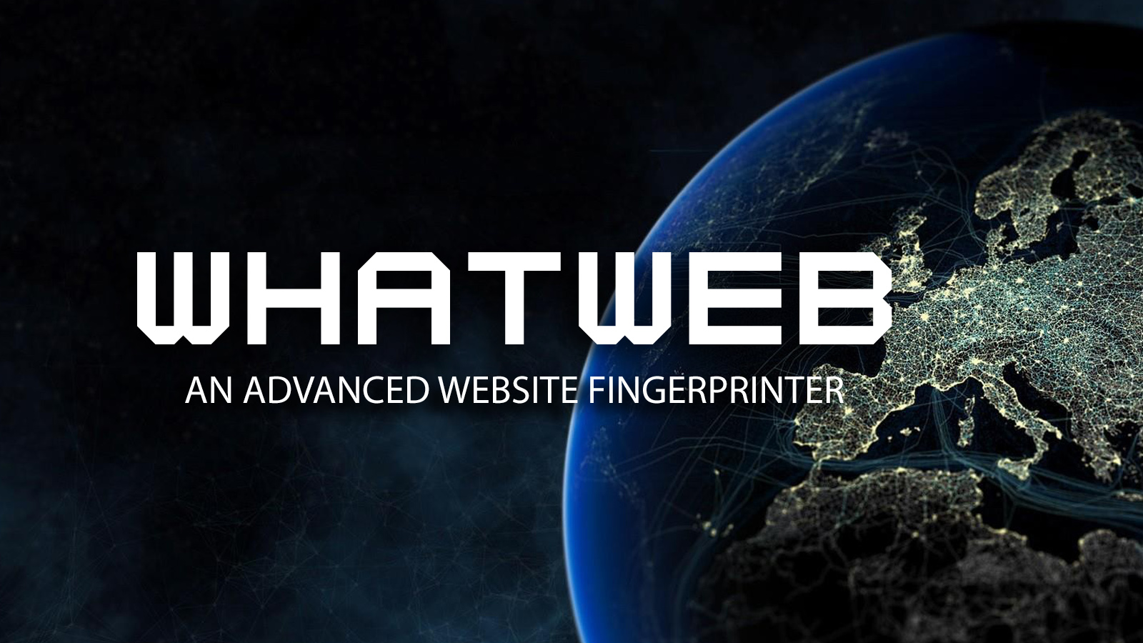 WhatWeb - An Advanced Website Fingerprinting Tool