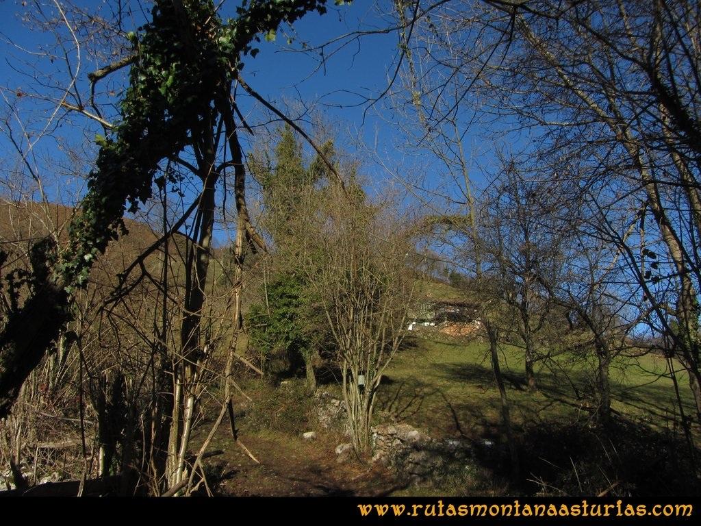 Area Buyera, picos Grandamiana y Plantón: El Dentín