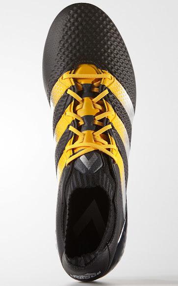 adidas X 15.1 Primeknit FGAG solar orangeblackbold orange 10
