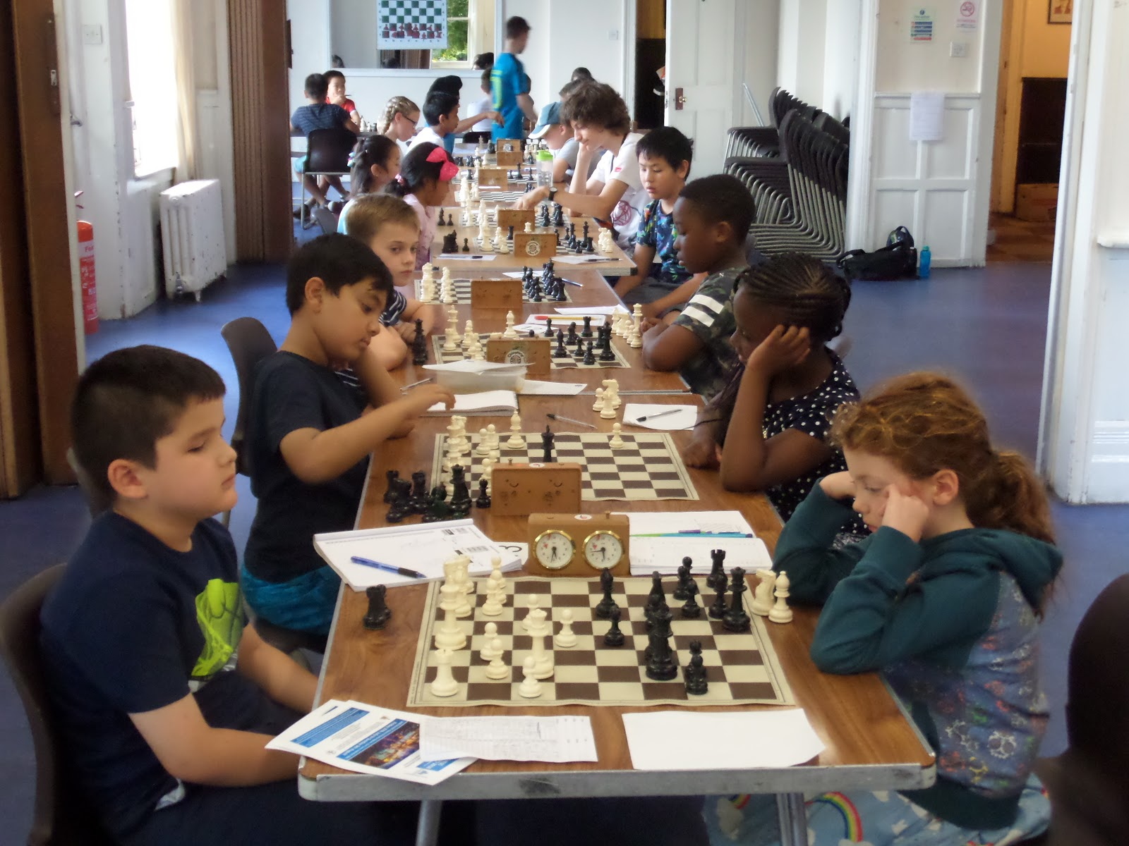 British chess championship 2018 prizes for teens