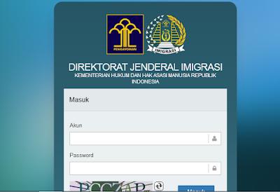 Trik mngatasi tidak bisa daftar antrian passport online dan persyaratan nya