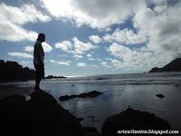 Pantai Wediombo, Tempat yang Sempurna untuk Menikmati Sunset