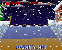 Here is a #Christmas #TomAndJerry #Arcade game where you must fetch Tom a few gifts across the frigid river! #ChristmasGames #TomAndJerryGames