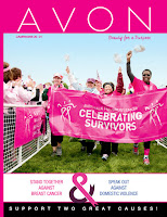 Avon Support Two Great Causes Campaigns 20 & 21 Shop: 9/3/16 - 9/30/16
