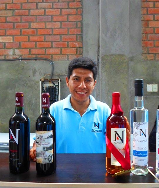 Vinos y piscos en el cálido valle de Chancay - Huaral