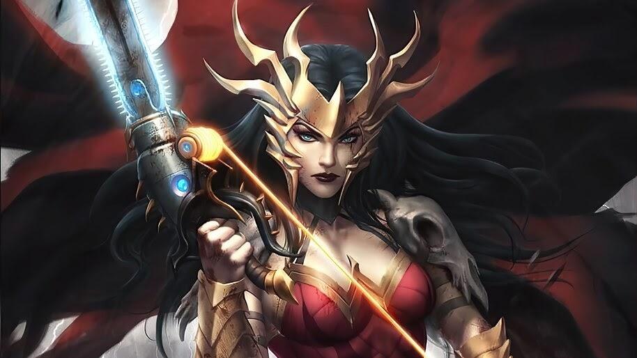 Wonder Woman, Dark Nights Death Metal, 4K, #6.2431