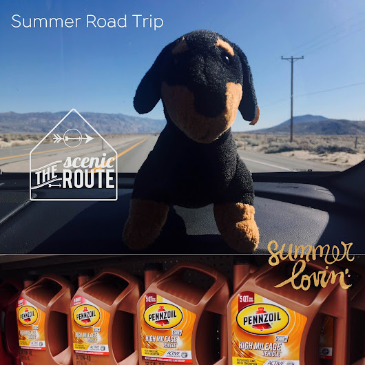Summer Life - Road Trips