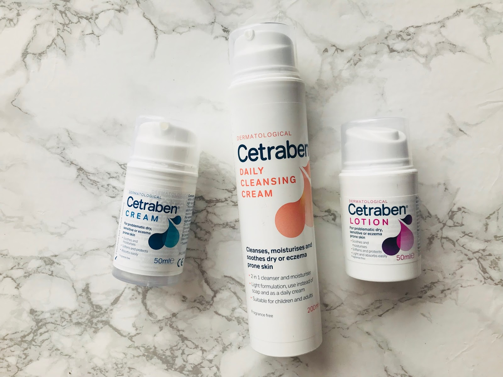 How to get soft skin in winter with Cetraben*