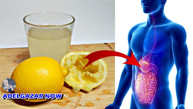 Toma Esta Agua Caliente con Limón En Lugar De PASTILLAS Si Tienes Uno De Estos 15 PROBLEMAS