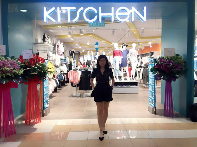 New Kitschen's outlet at Mid Valley