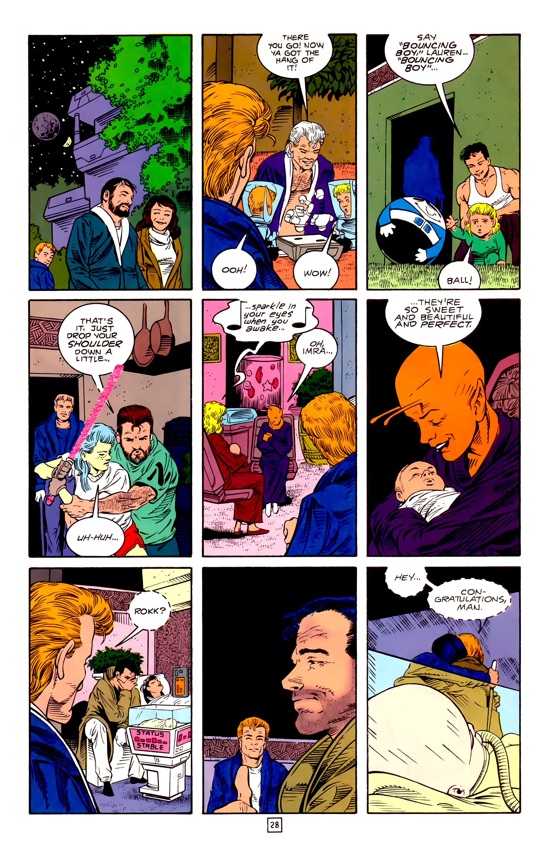 Legion of Super-Heroes (1989) _Annual_3 Page 55