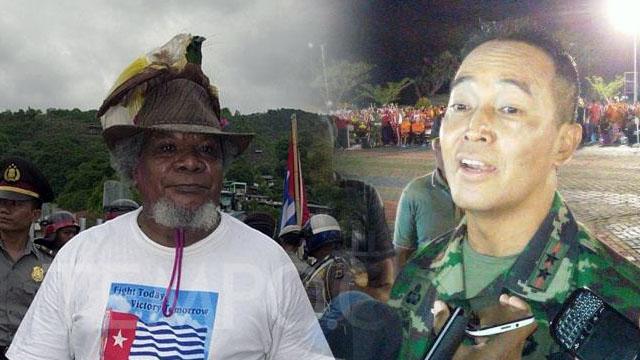 Dikait-kaitkan Kasus Pembunuhan Tokoh Papua, KSAD: Orang Mau Ngomong Apa, Monggo