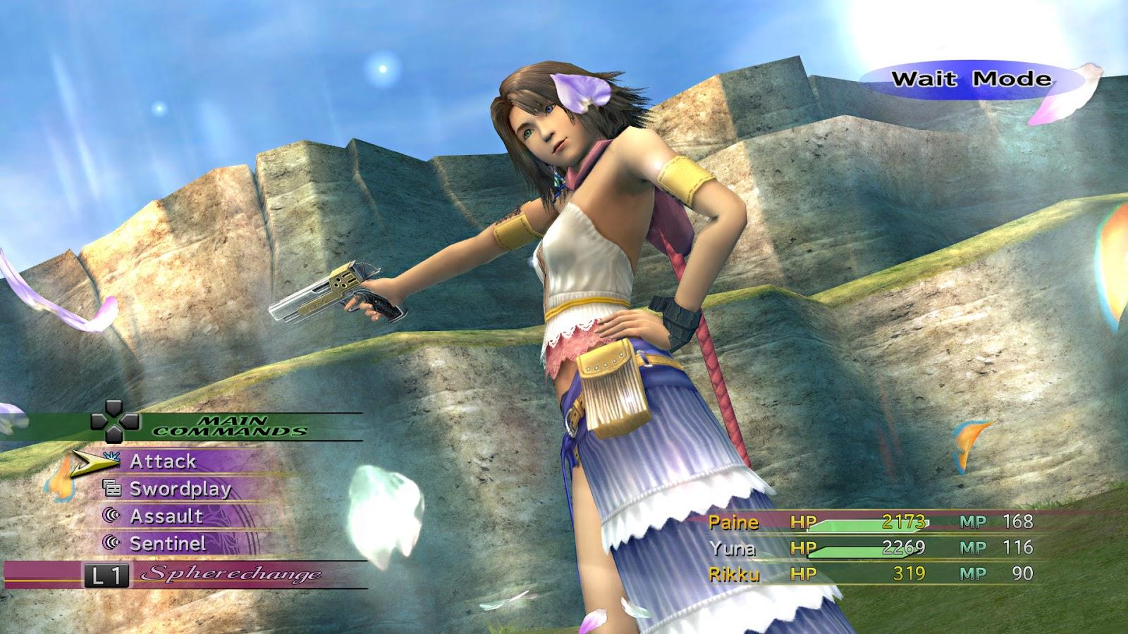Final Fantasy X-2: More than a pretty face?