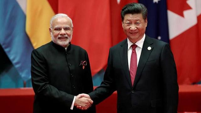 pm-modi-reached-in-BRICS-Summit-2017