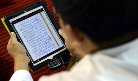 Hukum Membaca Al-Quran di HP tanpa Berwudhu Terlebih Dahulu