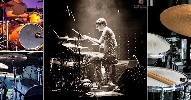 Irish Drummers