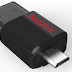 SanDisk Announces Its First Dual USB Drive