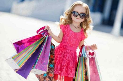 materialistic girl child