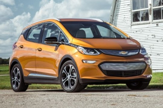 2017 Chevrolet Bolt EV Price : Electric Car 2.0.