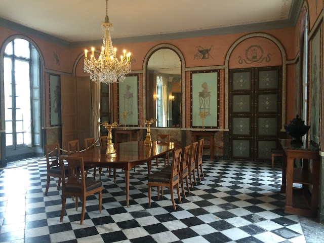 The Dining Room, Château de Malmaison, France