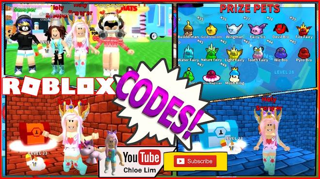 Roblox Ice Cream Simulator Gameplay! 5 New Codes! UNICORN PET! My