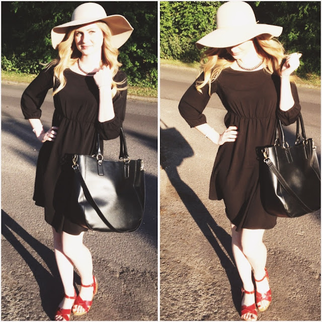 outfit, fashion blog, fashion blogger, what I wore today, outfit idea, vintage hat, style, style blog, style blogger
