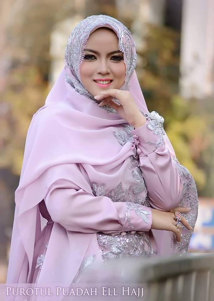 With Smile Muslimah Hijab Fashion Photography