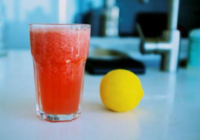 Resep jus lemon dan semangka