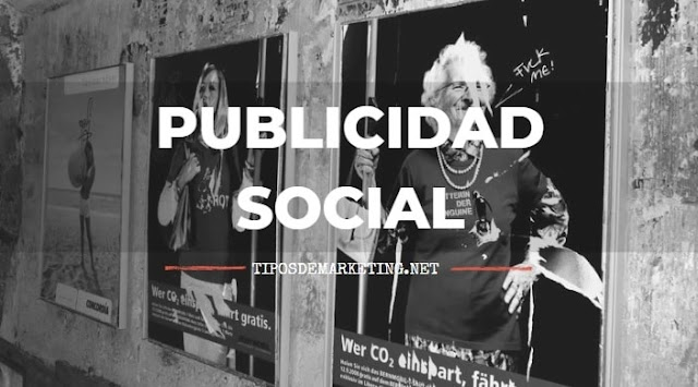 Publicidad Social 🥇 ¿que es? ejemplos, imágenes y objetivos