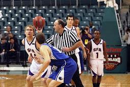 Teknik Dasar Bola Basket Yang Harus Dikuasai
