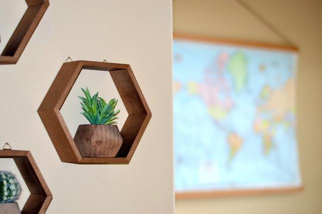 vintage map, school room map, wall art, balsa wood, tutorial, bohemian, tribal